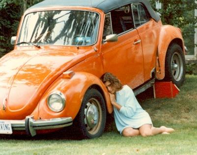 volkswagon beetle 2