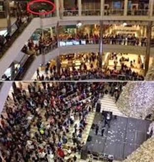 Homem-é-Detido-por-Fazer-Chover-Dinheiro-Dentro-de-Shopping-nos-EUA