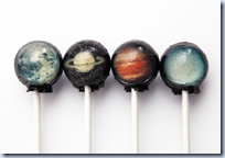 Planets candy