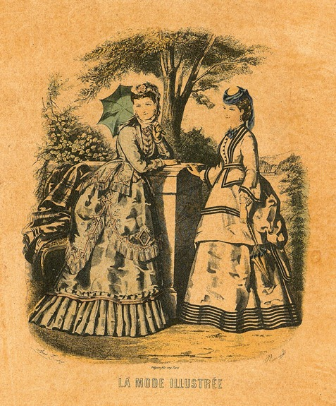 victorian ladies