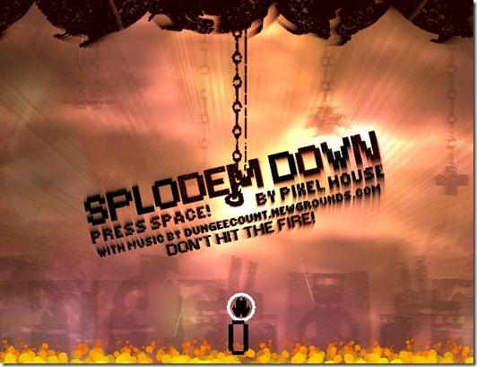 Splodem_Down FREE GAME IMAGE 3