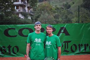 Mattia Omodei e Manuel Bertoglio