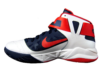 nike zoom soldier 6 gr usa basketball 1 02 Detailed Look at Soldier VI USAB Thats Just Released at Nikestore