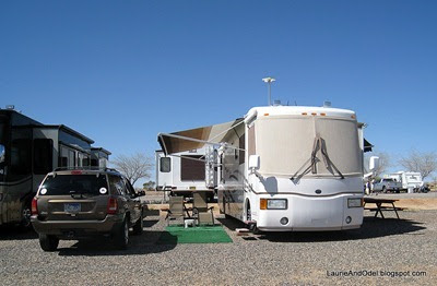 We Called It Home ESCAPEES NORTH RANCH RV PARK CONGRESS