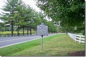 Castle Hill - W-204 along Route 231, Albemarle County, VA