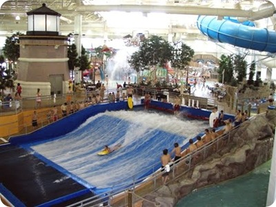 Water Park of America overview