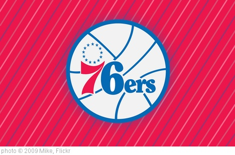 'Philadelphia 76ers' photo (c) 2009, Mike - license: http://creativecommons.org/licenses/by-sa/2.0/