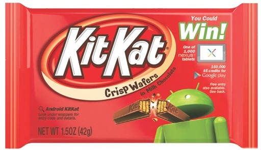 Android 4.4 KitKat Promo
