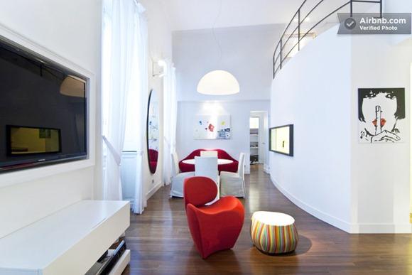 cómo decorar un Loft