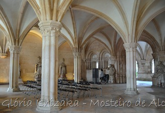 Glória Ishizaka - Mosteiro de Alcobaça - 2012 - 31