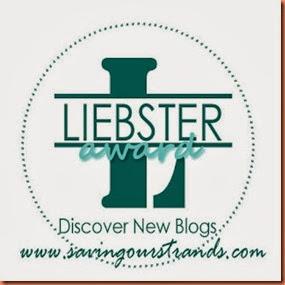 Liebster Award 2013