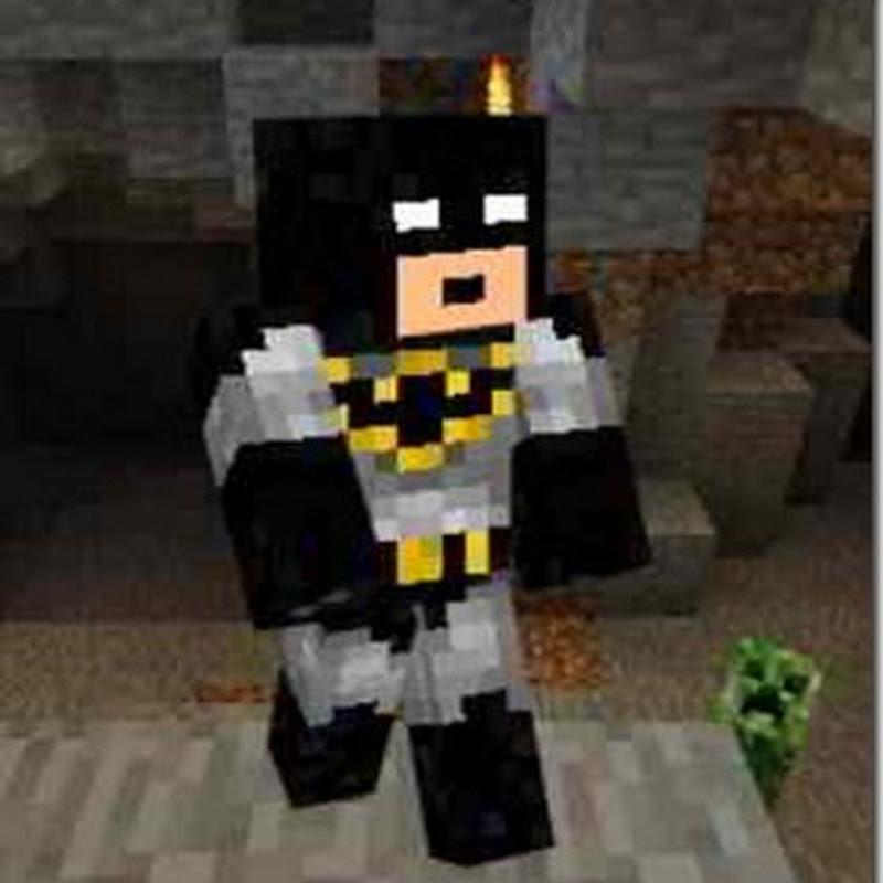 Minecraft 1.2.5–Batman Skins