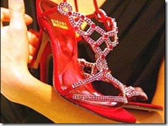 Rubi Stuart Weitzman heels
