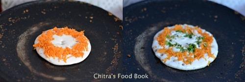 cheese uttapam 2