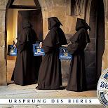 urpsprung des bieres in Freising, Bayern, Germany