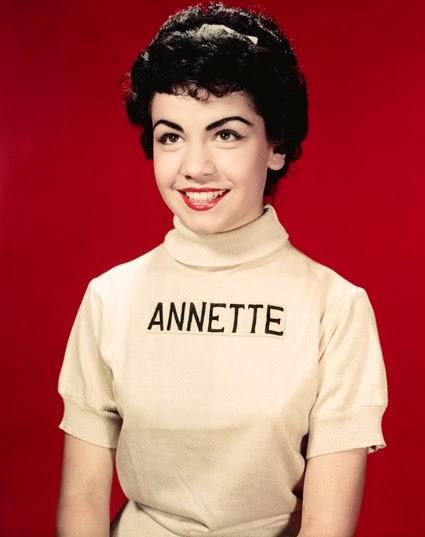 Funicello-Annette