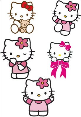 vectors-Hello-Kitty