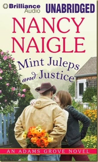 Mint Juleps and Justice cover