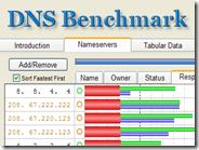 Verificare quale DNS usare per navigare più veloce su internet con DNS Benchmark