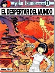 P00017 - Yoko Tsuno  - El desperta