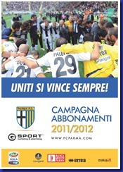 campagna abbonamenti parma fc