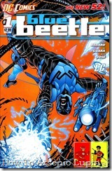 P00001 - Blue Beetle #1 - Metamorp