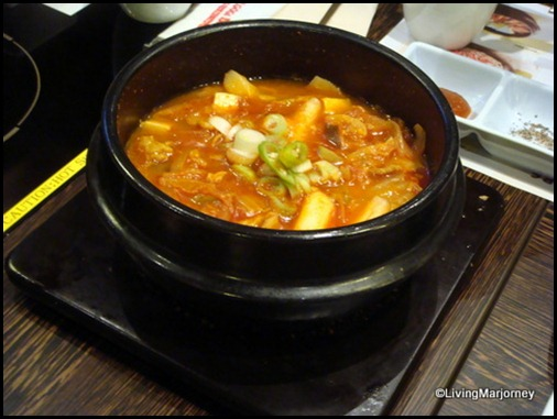Kimchi Jigae (2)