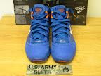 nike air max lebron 7 pe hardwood royal 4 04 Yet Another Hardwood Classic / New York Knicks Nike LeBron VII