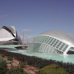 34.- Calatrava. Ciudad de las Artes y las Ciencias. Valencia