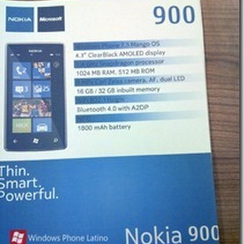 Nokia Lumia 900 un móvil exclusivo para los desarrolladores
