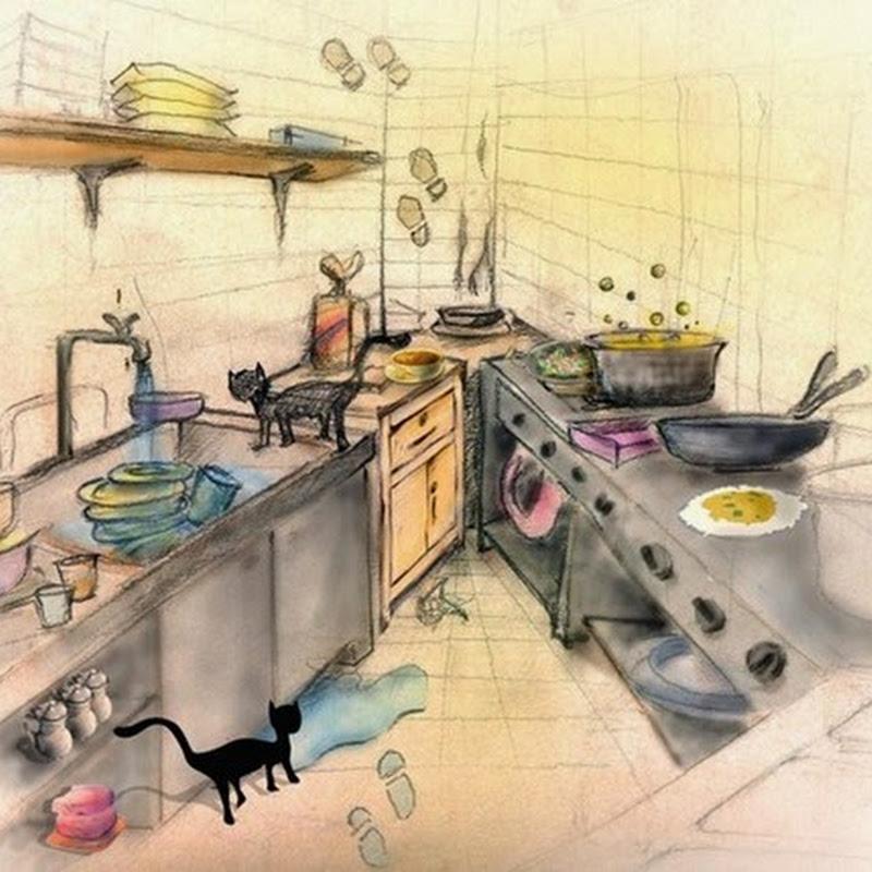 Bloğunuz Mutfağınızdır