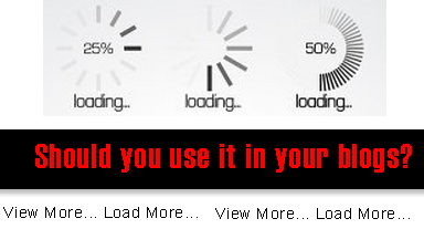 Lazy Load For blogger blogs
