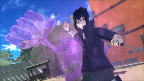 Sasuke Uchiha (Road to Ninja: Naruto the Movie)