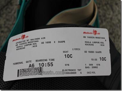 Sarawak Malindo Air107