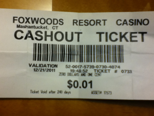 Loosest slots at foxwoods