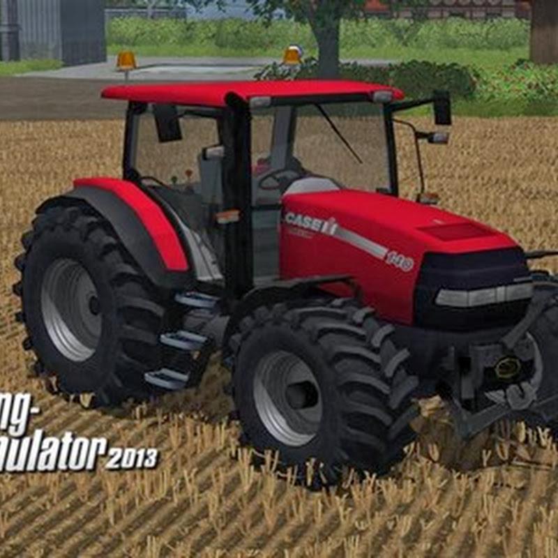 Farming simulator 2013 - Case IH Maxxum 140