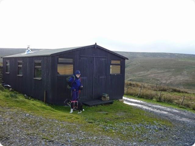 shiooters hut (locked!)