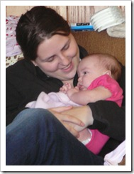 Mommy lovin'