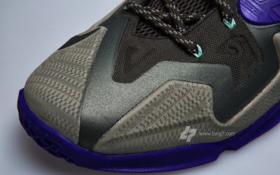 nike lebron 11 gr terracotta warrior 2 07 Upcoming Nike LeBron XI Terracotta Warrior in Full Detail