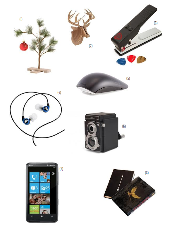 best holiday gifts for young adults or college students 2011