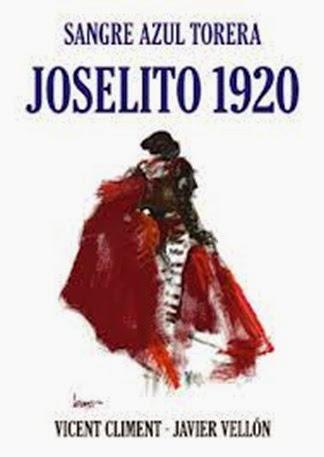 2012 Joselito 1920 Sangre azul