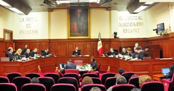 SCJN avala reforma electoral en Michoacán