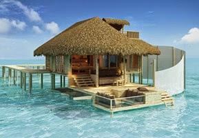 Water Villa Maldive