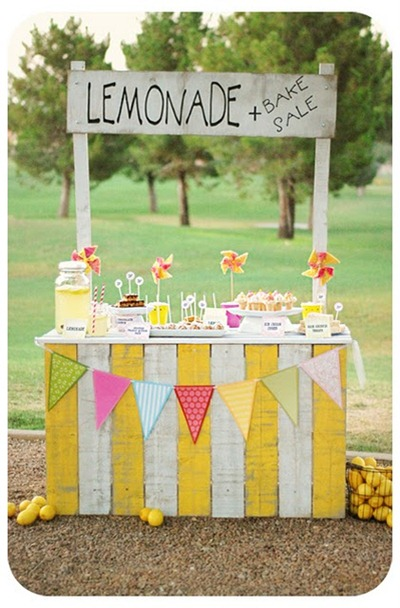 lemonade stand tutorial