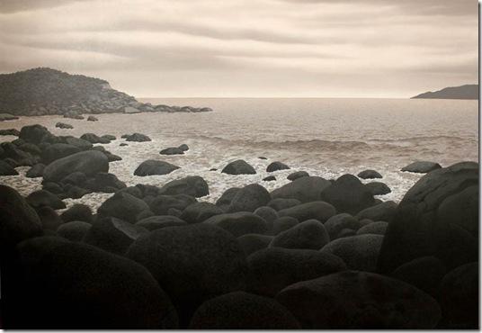 donde rompen las olas