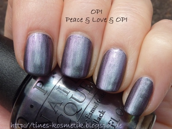 OPI Peace & Love & OPI 3