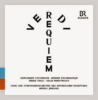 CD REVIEW: Giuseppe Verdi - MESSA DA REQUIEM (BR-Klassik 900126)