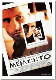 1 Memento Movie Poster