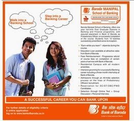 Bank of Baroda Advertisement - Indgovtjobs