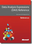 Data Analysis Expressions (DAX) Reference